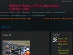 MyKart. co. nz.... . Home of The Kartsport Superkart Drivers Club - Karters forum for informed di