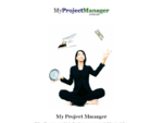 My Project Manager | Project Management | Online Project Manager