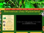 MYSTERLAND - Aire de jeux couvert pour enfant - Accueil