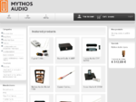 Mythos Audio Eshop