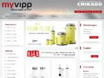VIPP VIPP tijdloos Deens design pedaalemmers en badkameraccessoires- Home