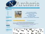 N'Archerie - Accueil