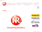 NR Automation - CNC Machines, parts and equipment for the Israeli metal industry