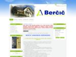 Nadzor gradenj, gradbeni nadzor, Berčič gradbeni inženiring, Adam Berčič s. p. , projektiranje,