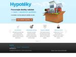 Hypotéky | NaFinance. cz