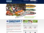 Nafukovacie člny a lode GUMOTEX