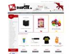 Domov | Najdarcek. sk - Internetový obchod s originálnymi darčekmi