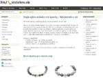 Strieborné šperky, NAJkrajšie strieborné šperky - NAJstriebro. sk