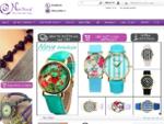 Spletna trgovina z nakitom in modnimi dodatki - Nakitko. si