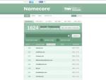 Namecore Premium Domain Names