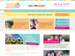 Nannying Overseas, Nanny Agency New Zealand Nannies Abroad