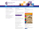 Home Page Left - Counselling, Parenting, Budgeting, Family services Napier Family Centre