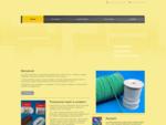 Produzione cordami - Foggia - Nastrotessil Produzione Nastri e cordame