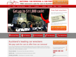 Car Wreckers Auckland - Cash For Cars Car Removal