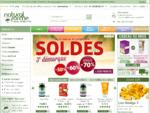 Vente de compléments alimentaires, cosmétiques bio, huiles essentielles et produits naturels