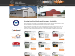 Custom ColorbondSteel Storage Sheds Garages for Sale | Nature Assist