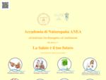 Scuola di Naturopatia ad indirizzo Bio-energetico ed Ambientale- accreditata ECM