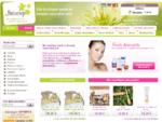 Naturshop, herboristerie en ligne. Des produits bio et sans paraben pas chers.