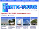 NAUTIC TOURS Yachtcharter Segelyachten, Hausboote ...