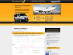 Navette aéroport, transport de personnes | Airport Shuttle Cab