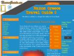 Naxos Greece Travel Guide - Naxos Island - Greece