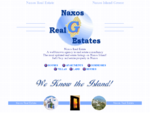 NAXOS REAL ESTATE Naxos Island Real Estate NAXOS REAL ESTATE agency