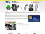 NB Arka - Hurtowa sprzedaż paliw, oleju opałowego, oleju napędowego