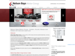 Holden, Suzuki, Nissan and Subaru dealers new used cars | Nelson Bays Motor Group