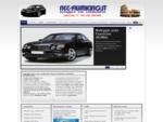 Noleggio auto con conducente Roma Fiumicino Ciampino Civitavecchia - NCC Fiumicino