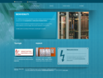 N. C. Elettrica soc. coop. - Impianti elettrici - Cameri - Visual Site