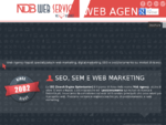 Web Agency | Web Marketing Napoli | Realizzazione Siti Web Agency NDB