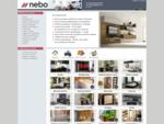Мебель на заказ в Москве, фото мебели - Nebo