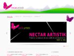 Nectar-Artistik | Collectif d039;Infographistes Webdesigner