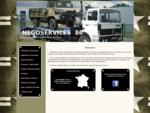 Nicolas BONHOMME | Négoce Multi-services
