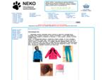 Каталог продукции. Швейная фабрика NEKO (НЕКО). Женские спортивные костюмы, спортивные куртки, с
