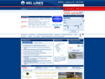 NEL LINES | Ναυτιλιακή Εταιρεία Λέσβου