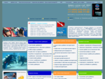 ДАЙВИНГ | обучение дайвингу в Москве - дайвинг клуб Nemo Diving Club