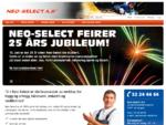 Leverandør av verktøy for bygg og anlegg, håndverk, industri og vedlikehold | Neo Select A. S