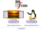NEO-FRAME ... PVC stolarija (ugradnja i proizvodnja vrata i prozora) i LINUX sistemi (serveri,