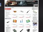 NEOMAX - Hurtownia Motoryzacyjna - części i akcesoria do samochodów osobowych i ciężarowych - 47-400