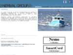 Oy Nerival Group Ab - Kalastusvälineiden maahantuonti ja myynti. Kalaverkot, kalaverkkoja, kohot,