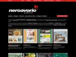 Agenzia pubblicitaria - Web Agency Padova - Agenzia grafica - NEROAVORIO