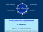 Startside for NesbruHelse. no. Inneholder sider for Nesbru TrimHelse, Nesbru Kiropraktorsenter, F