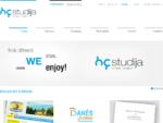 NEstudija. lt Internetinių svetainių, portalų kūrimas, Tinklalapių kūrimas, firminis stilius, lo