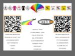 NetBix klistermærker - alarmklistermærker, stickers og skilte