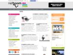 Realizzazione siti internet Bari - Netboom | Web agency Bari, Puglia