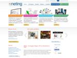Web Agency Bologna Imola, realizzazione siti web apps mobile iphoneipad Neting