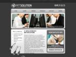 NetSolution - To najlepšie riešenie pre Vaše IT.