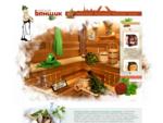 Невский Банщик - всё для бани фетровые изделия, текстиль, бондарные изделия, термометры, веники