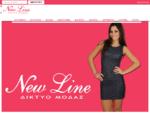 Αρχική - New Line Collection - Women s Fashion, Εμπορία και Κατασκευή Ετοίμων Ενδυμάτων